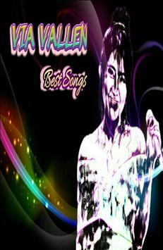 VIA VALLEN Songs - BOJOKU NAKAL most complete poster
