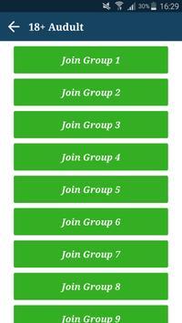 Groups for Whatsapp 2018 screenshot 2