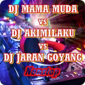 DJ Mama Muda - DJ Akimilaku - DJ Jaran Goyang 2018 icon