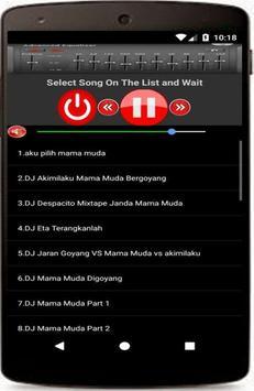 DJ Mama Muda - DJ Akimilaku - DJ Jaran Goyang 2018 screenshot 2