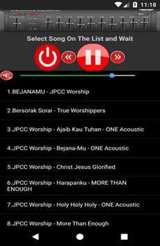 Lagu Rohani JPCC Worship poster