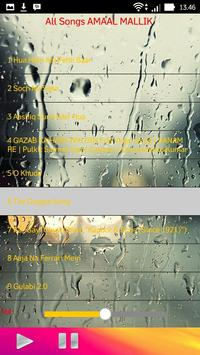 All Songs AMAAL MALLIK apk screenshot