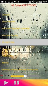 All Songs ANKIT TIWARI apk screenshot