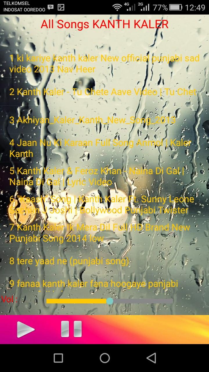 punjabi sad song 2014 download