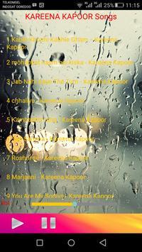 Songs KAREENA KAPOOR screenshot 1