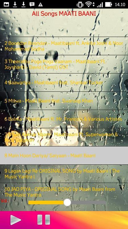 Baawariya (feat. Shankar tucker) by maati baani on amazon music.