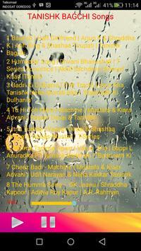 TANISHK BAGCHI Songs apk screenshot