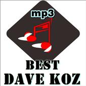 DAVE KOZ Music icon