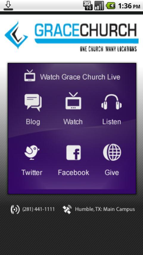 Grace Church of Humble for Android - APK Download