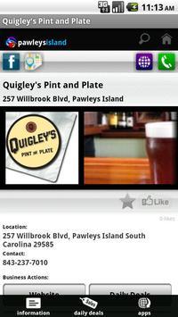 Pawleys Island SC apk screenshot