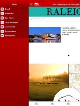 Raleigh Real Estate screenshot 3