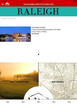 Raleigh Real Estate apk screenshot