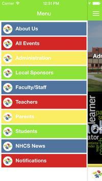 Rachel Freeman School apk screenshot