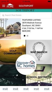 Southport Real Estate poster