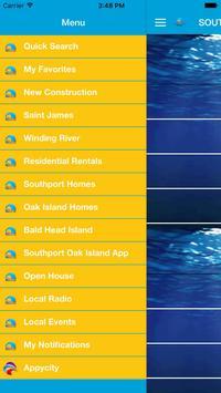 Southport Oak Island Realty apk screenshot