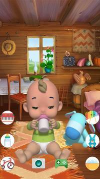Cute Talking Baby apk screenshot