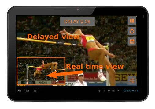 WiFiCam HD for VideoCoach screenshot 3