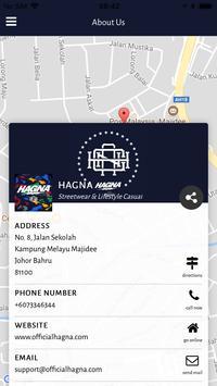 Hagna screenshot 3
