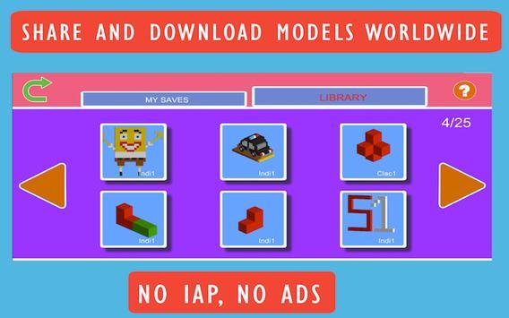 Blox 3D Junior screenshot 7