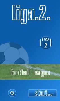 Football League Management poster