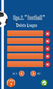 Football League Management apk screenshot