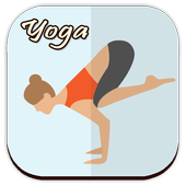 Yoga Postures At Home icon