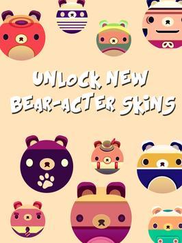 Teddy Roll Bear Drop screenshot 13