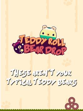 Teddy Roll Bear Drop screenshot 5