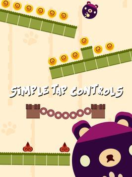 Teddy Roll Bear Drop screenshot 6