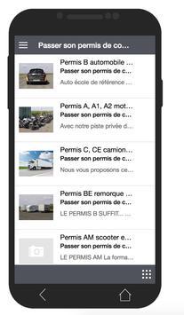 Ecole de Conduite Sabolienne apk screenshot