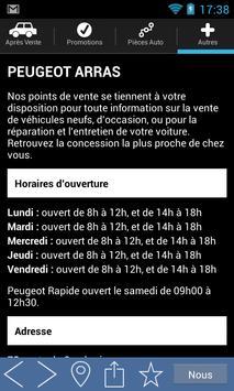 Peugeot 59 - 62 apk screenshot