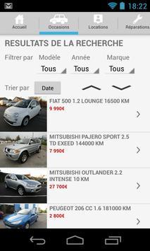 Automobiles Bert screenshot 1