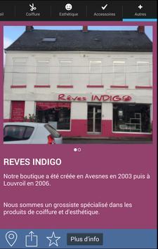 Rêves Indigo apk screenshot