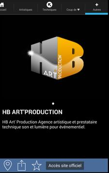 HB Art' Production poster