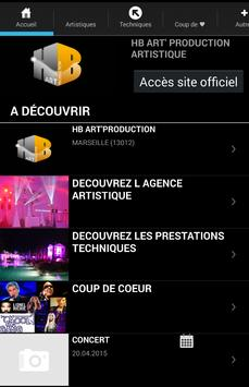 HB Art' Production apk screenshot