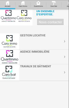 CARO IMMO apk screenshot