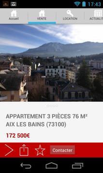 ETIS Immobilier apk screenshot