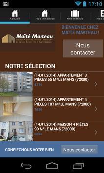 Maïté Marteau poster