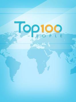 Club Top 100 People poster