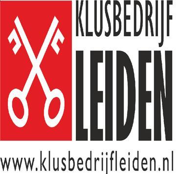 Klusbedrijf Leiden poster