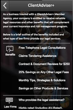 ClientAdviser+ poster