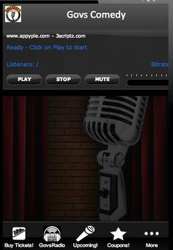 Govs Comedy apk screenshot