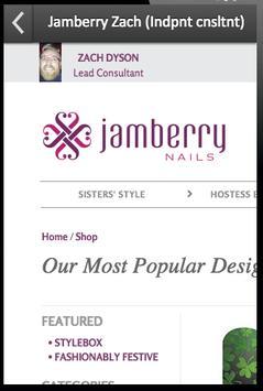 Jamberry Zach (Indpnt cnsltnt) screenshot 1