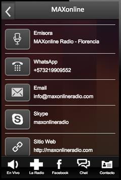 MAXonline apk screenshot