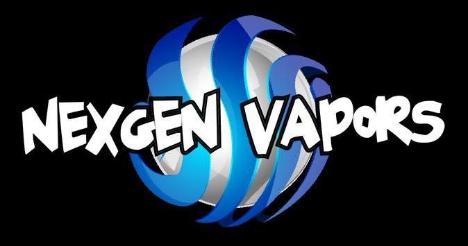 NeXgen Vapors poster