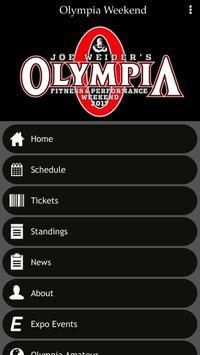 Mr. Olympia, LLC poster