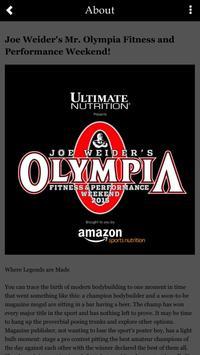 Mr. Olympia, LLC screenshot 2