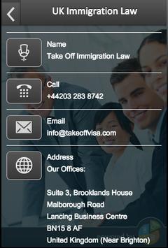 UK Immigration and Visa apk screenshot