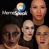 MemeSpeakTheAPP (updated Android APP is MemeSpeak) icon