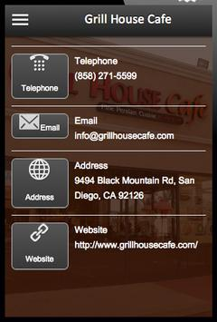 Grill House Cafe screenshot 2